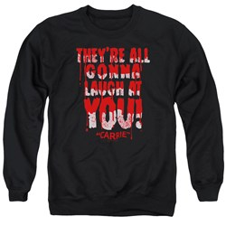 Carrie - Mens Laugh At You Sweater