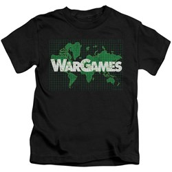 Wargames - Little Boys Game Board T-Shirt