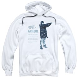 Fargo - Mens This Is A True Story Pullover Hoodie