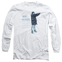 Fargo - Mens This Is A True Story Long Sleeve T-Shirt