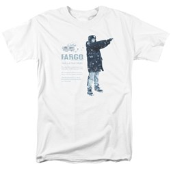 Fargo - Mens This Is A True Story T-Shirt