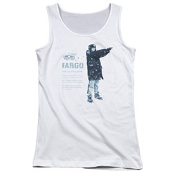 Fargo - Juniors This Is A True Story Tank Top