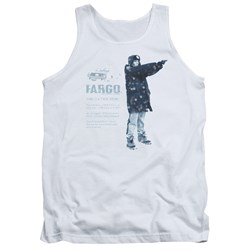 Fargo - Mens This Is A True Story Tank Top