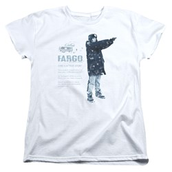 Fargo - Womens This Is A True Story T-Shirt