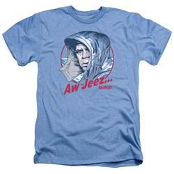 Fargo - Mens Aw Jeez Heather T-Shirt