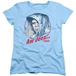 Fargo - Womens Aw Jeez T-Shirt