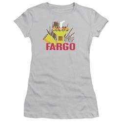 Fargo - Juniors Woodchipper T-Shirt