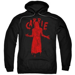 Carrie - Mens Silhouette Pullover Hoodie