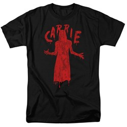 Carrie - Mens Silhouette T-Shirt