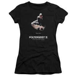 Poltergeist II - Juniors Poster T-Shirt