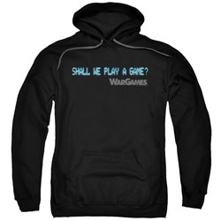 Wargames - Mens Shall We Pullover Hoodie