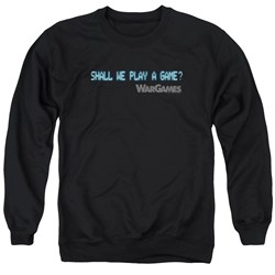 Wargames - Mens Shall We Sweater