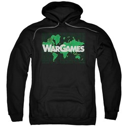 Wargames - Mens Game Board Pullover Hoodie