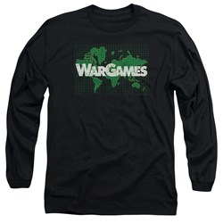 Wargames - Mens Game Board Long Sleeve T-Shirt