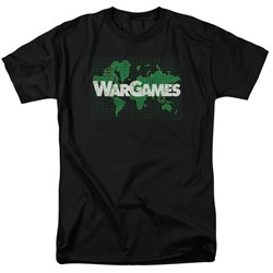 Wargames - Mens Game Board T-Shirt