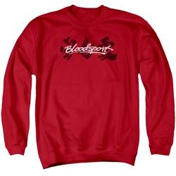 Bloodsport - Mens Kanji Sweater