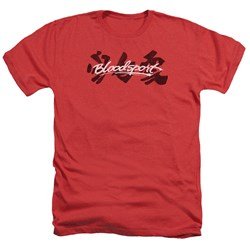Bloodsport - Mens Kanji Heather T-Shirt