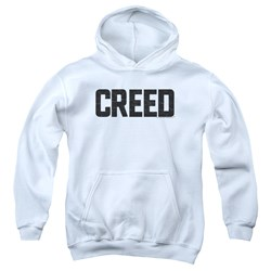 Creed - Youth Cracked Logo Pullover Hoodie