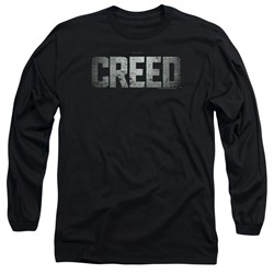 Creed - Mens Logo Long Sleeve T-Shirt