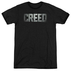 Creed - Mens Logo Ringer T-Shirt