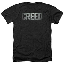 Creed - Mens Logo Heather T-Shirt