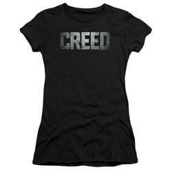 Creed - Juniors Logo T-Shirt