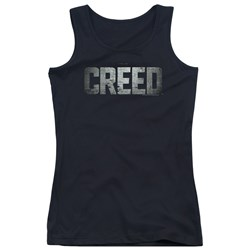 Creed - Juniors Logo Tank Top
