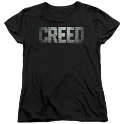 Creed - Womens Logo T-Shirt