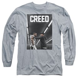 Creed - Mens Poster Long Sleeve T-Shirt
