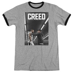 Creed - Mens Poster Ringer T-Shirt