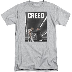 Creed - Mens Poster Tall T-Shirt