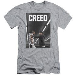 Creed - Mens Poster Slim Fit T-Shirt