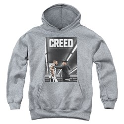 Creed - Youth Poster Pullover Hoodie