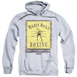 Creed - Mens Micks Poster Pullover Hoodie