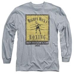 Creed - Mens Micks Poster Long Sleeve T-Shirt