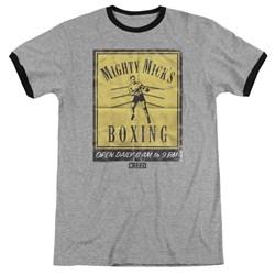 Creed - Mens Micks Poster Ringer T-Shirt