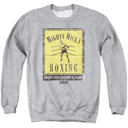 Creed - Mens Micks Poster Sweater