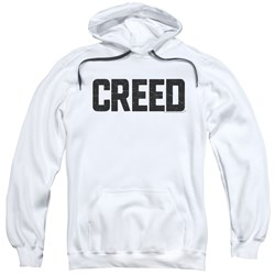 Creed - Mens Cracked Logo Pullover Hoodie