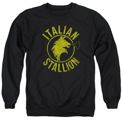 Rocky - Mens Italian Stallion Horse Sweater
