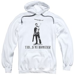 Army Of Darkness - Mens Boomstick! Pullover Hoodie