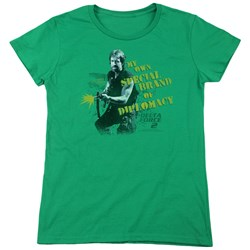 Delta Force 2 - Womens Special Diplomacy T-Shirt