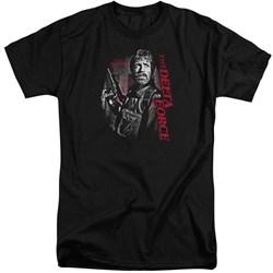 Delta Force - Mens Black Ops Tall T-Shirt