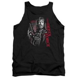 Delta Force - Mens Black Ops Tank Top