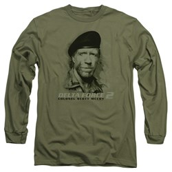 Delta Force 2 - Mens You Can'T See Me Long Sleeve T-Shirt