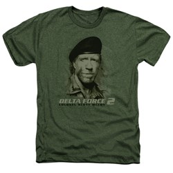 Delta Force 2 - Mens You Can'T See Me Heather T-Shirt