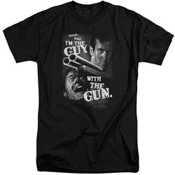 Army Of Darkness - Mens Guy With The Gun Tall T-Shirt