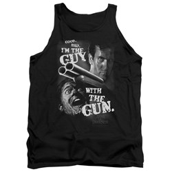 Army Of Darkness - Mens Guy With The Gun Tank Top