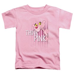 Pink Panther - Toddlers Think Pink T-Shirt