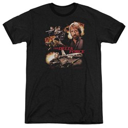 Delta Force - Mens Action Pack Ringer T-Shirt