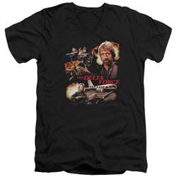 Delta Force - Mens Action Pack V-Neck T-Shirt